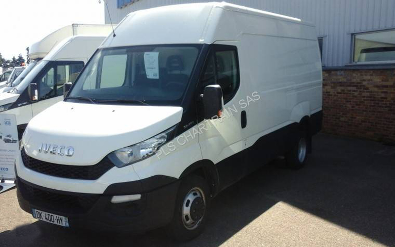 iveco daily 35c13v12 fourgon chartres orleans. Black Bedroom Furniture Sets. Home Design Ideas